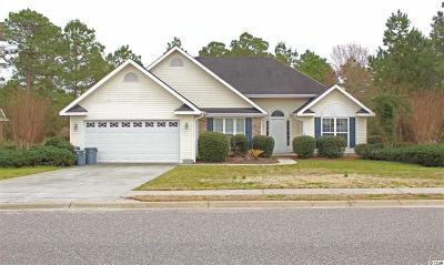 29588 Single Family Home For Sale: 2769 Canvasback Trail