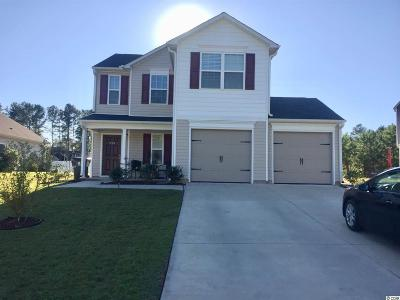 Loris SC Single Family Home Sold: $143,000