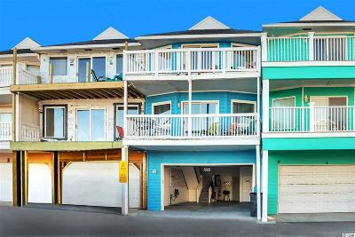 Garden City Beach Condo/Townhouse For Sale: 226 N Waccamaw Dr #3