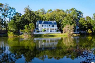 Murrells Inlet Single Family Home For Sale: 735 Mallard Pond Road