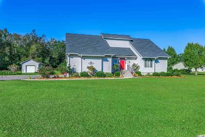 Loris Single Family Home For Sale: 3525 Rogers Rd
