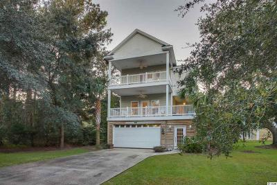 Pawleys Island Single Family Home For Sale: 81 Hook Dr.