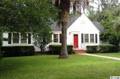 Georgetown Single Family Home For Sale: 1713 Oak Street