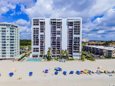 Myrtle Beach Condo/Townhouse For Sale: 9500 Shore Drive #PH-C