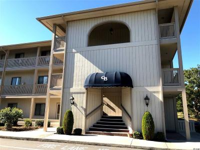 Little River Condo/Townhouse Active-Pend. Cntgt. On Financi: 4101 Pinehurst Circle #AA-15