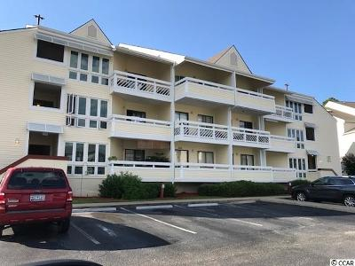 North Myrtle Beach Condo/Townhouse Active-Pend. Contingent Contra: 1100 Possum Trot Road #E238