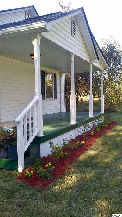 Green Sea Single Family Home Active-Pend. Cntgt. On Financi: 4551 Highpoint Drive