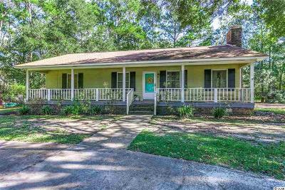 Murrells Inlet Single Family Home Active-Pend. Cntgt. On Financi: 1610 White Oak Lane
