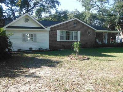 Georgetown Single Family Home For Sale: 2408 South Island Road