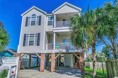 Surfside Beach Single Family Home For Sale: 112 B S 8 Th Ave South