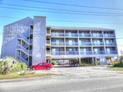Garden City Beach Condo/Townhouse For Sale: 120 N Dogwood Drive #101