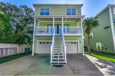 Murrells Inlet Single Family Home For Sale: 4870 Hwy 17 Business
