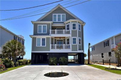 Garden City Beach Single Family Home For Sale: 1055 S Waccamaw