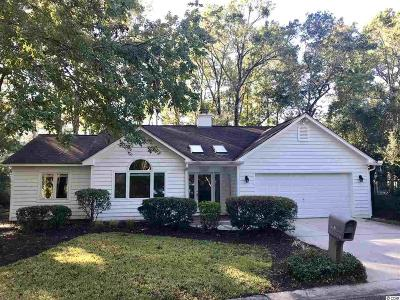 Pawleys Island Single Family Home For Sale: 31 Redwing Court