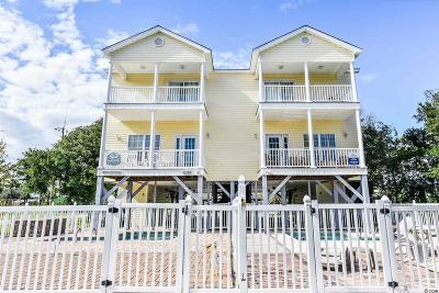 Surfside Beach Single Family Home For Sale: 514-A S Dogwood