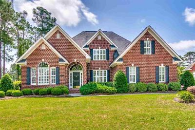 Myrtle Beach Single Family Home For Sale: 595 Oxbow Drive