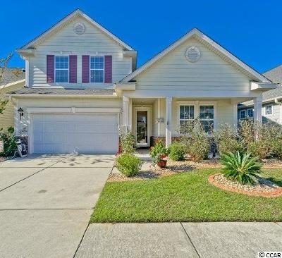Myrtle Beach Single Family Home For Sale: 1601 Culbertson Avenue