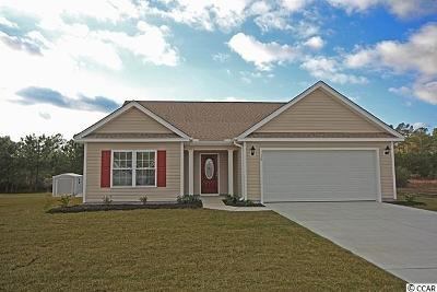 Loris Single Family Home Active-Pend. Cntgt. On Financi: 209 Winding Path Dr