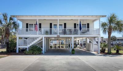 Garden City Beach Single Family Home For Sale: 1865 Pompano Drive