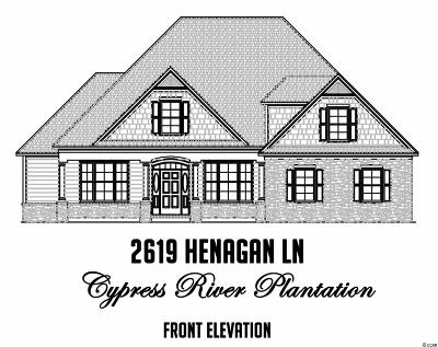Myrtle Beach Single Family Home For Sale: 2619 Henagan Ln