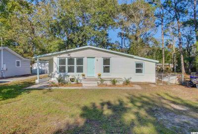 Surfside Beach Single Family Home For Sale: 720 Surfside Dr