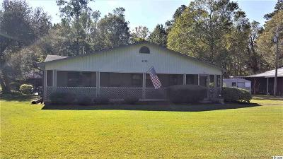 Myrtle Beach Single Family Home For Sale: 6173 Salem Road