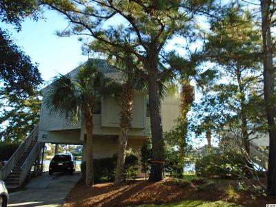 Pawleys Island Single Family Home For Sale: 131 Oystercatcher Place