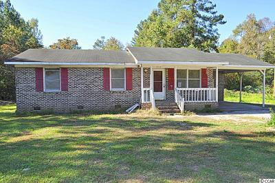 Conway Single Family Home For Sale: 3918 Tillmond Drive