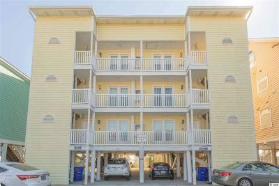 Surfside Beach Condo/Townhouse For Sale: 1515 S Ocean Blvd. #12