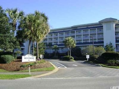Pawleys Island Condo/Townhouse For Sale: 601 Retreat Beach Circle #105
