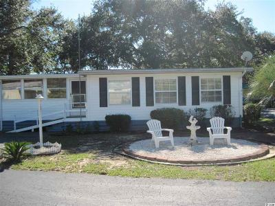 Murrells Inlet Single Family Home For Sale: 127 Moultrie Court