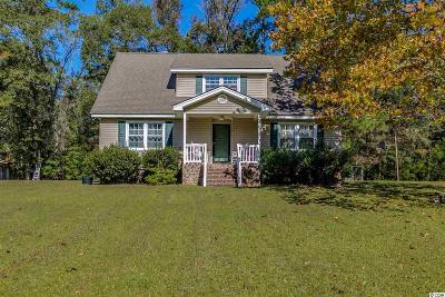 Little River Single Family Home Active-Pend. Cntgt. On Financi: 2450 Tharpe Rd
