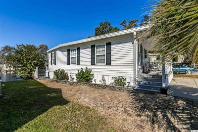 North Myrtle Beach Single Family Home For Sale: 5400 Little River Neck Road
