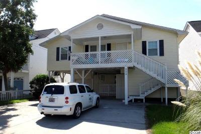 North Myrtle Beach Single Family Home For Sale: 329 59th Ave.north