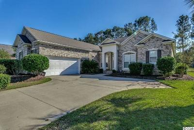 North Myrtle Beach Single Family Home For Sale: 5600 Leatherleaf Drive
