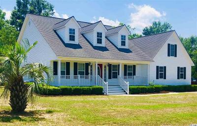 Galivants Ferry SC Single Family Home For Sale: $249,900
