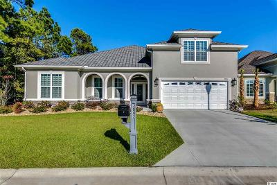 North Myrtle Beach Single Family Home For Sale: 2002 Via Palma