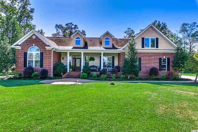 Myrtle Beach Single Family Home For Sale: 131 Ascot Drive