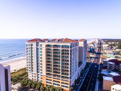 North Myrtle Beach Condo/Townhouse For Sale: 603 S Ocean Blvd #1501