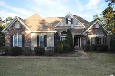 Murrells Inlet Single Family Home For Sale: 167 Highwood Circle
