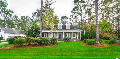 Murrells Inlet Single Family Home For Sale: 641 Collins Creek Road