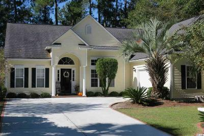 Murrells Inlet Single Family Home Active-Pend. Cntgt. On Financi: 6427 Somersby Dr.
