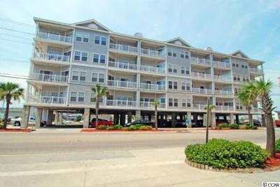 North Myrtle Beach Condo/Townhouse For Sale: 3401 N Ocean Blvd #309