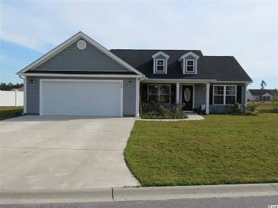 Galivants Ferry SC Single Family Home For Sale: $149,900