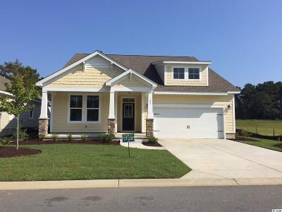 Murrells Inlet Single Family Home For Sale: 157 Champions Village Drive