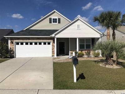 North Myrtle Beach Single Family Home For Sale: 5004 Weatherwood Dr.