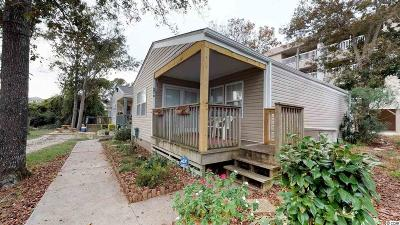 North Myrtle Beach Single Family Home For Sale: 401-B 28th Ave S