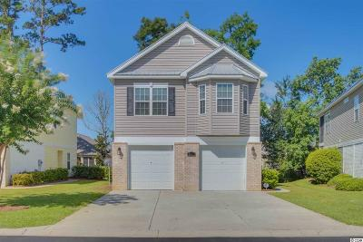 North Myrtle Beach Single Family Home For Sale: 1608 Cottage Cove Drive