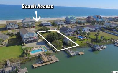Garden City Beach SC Residential Lots & Land For Sale: $1,100,000