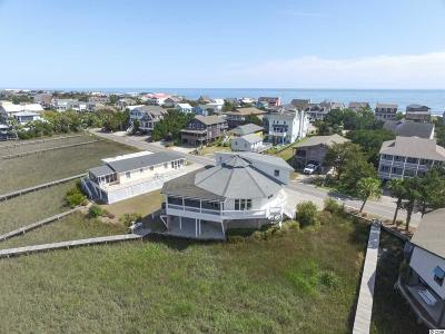 Pawleys Island Single Family Home For Sale: 265 Myrtle Avenue